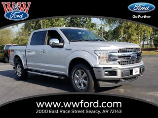 New 2018 Ford F-150 Lariat 1FTEW1EGXJKF50389 for sale in Searcy, AR at W & W Ford