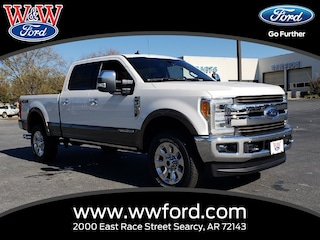 New 2019 Ford F-250 King Ranch 1FT7W2BT1KEC86401 for sale in Searcy, AR at W & W Ford