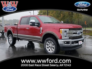 New 2019 Ford F-250 King Ranch 1FT7W2BT5KEC74526 for sale in Searcy, AR at W & W Ford