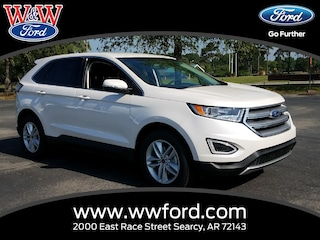 New 2018 Ford Edge SEL 2FMPK3J98JBC25012 for sale in Searcy, AR at W & W Ford