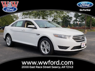 New 2018 Ford Taurus SEL 1FAHP2E80JG134305 for sale in Searcy, AR at W & W Ford
