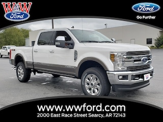 New 2019 Ford F-250 King Ranch 1FT7W2BT3KEC57059 for sale in Searcy, AR at W & W Ford