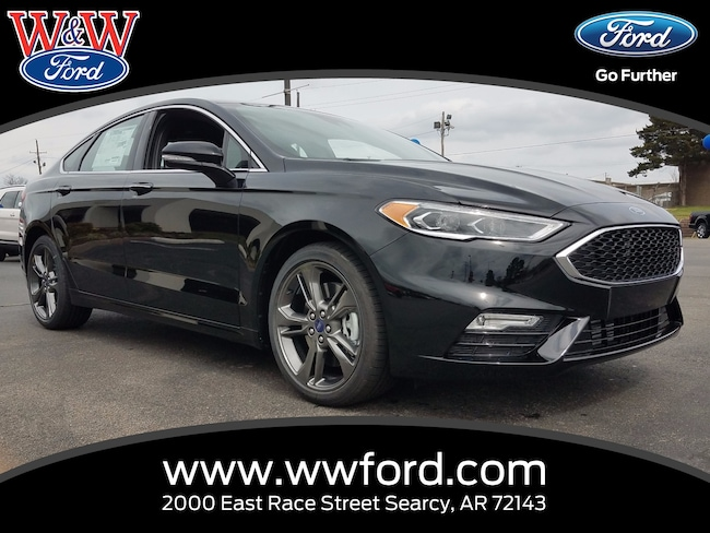 New 2017 Ford Fusion Sport For sale in Searcy AR