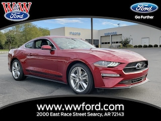 New 2019 Ford Mustang Ecoboost 1FA6P8TH5K5122287 for sale in Searcy, AR at W & W Ford