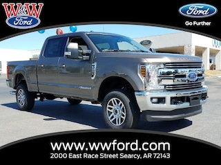 New 2018 Ford F-250 Lariat 1FT7W2BT3JEB63309 for sale in Searcy, AR at W & W Ford