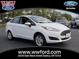New 2019 Ford Fiesta SE 3FADP4BJ0KM101037 for sale in Searcy, AR at W & W Ford