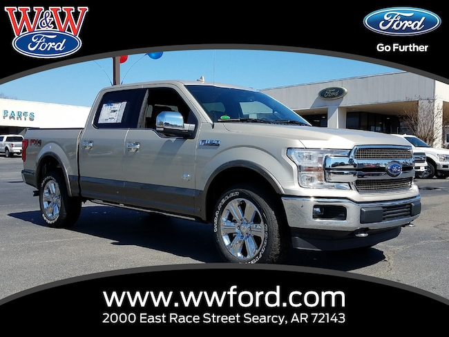 New 2018 Ford F-150 XLT Crew Cab For sale in Searcy AR