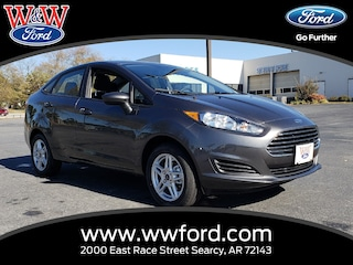 New 2019 Ford Fiesta SE 3FADP4BJ2KM104098 for sale in Searcy, AR at W & W Ford