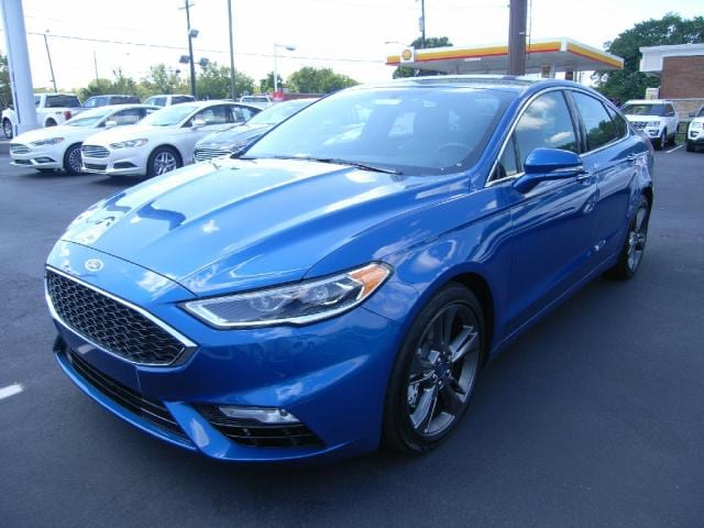2017 Ford Fusion Sport Sport AWD