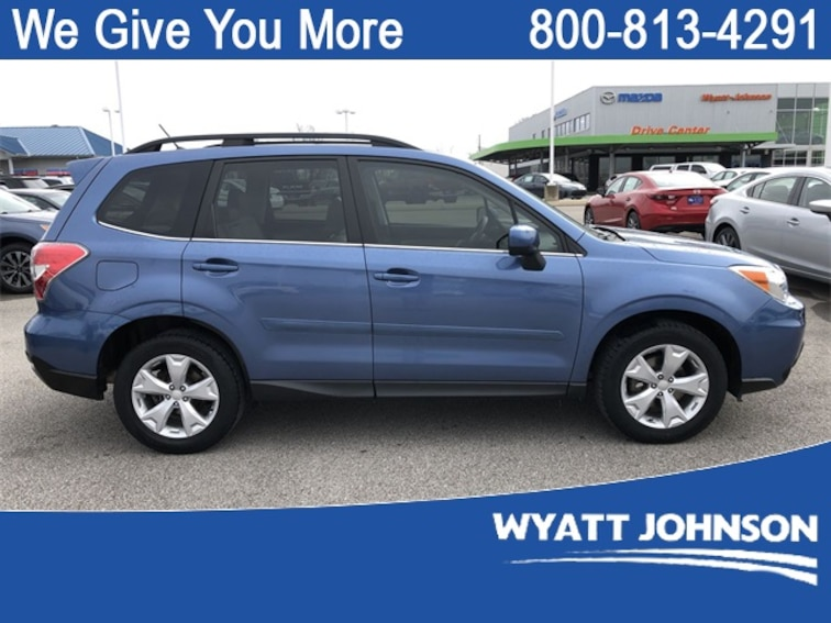Used 2015 Subaru Forester 2.5i Limited SUV for sale in Clarksville, TN
