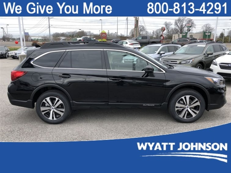 New 2019 Subaru Outback 2.5i Limited SUV 68980 for sale in Clarksville, TN