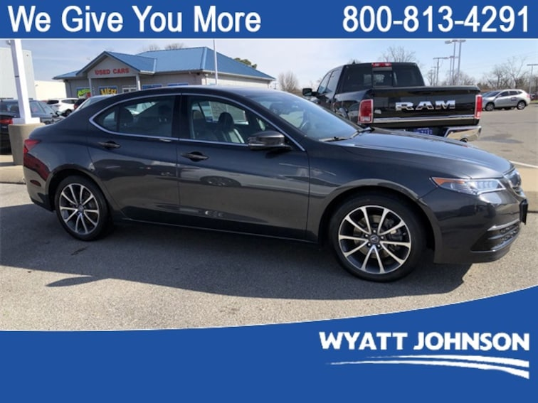 Used 2016 Acura TLX 3.5L V6 Sedan for sale in Clarksville, TN
