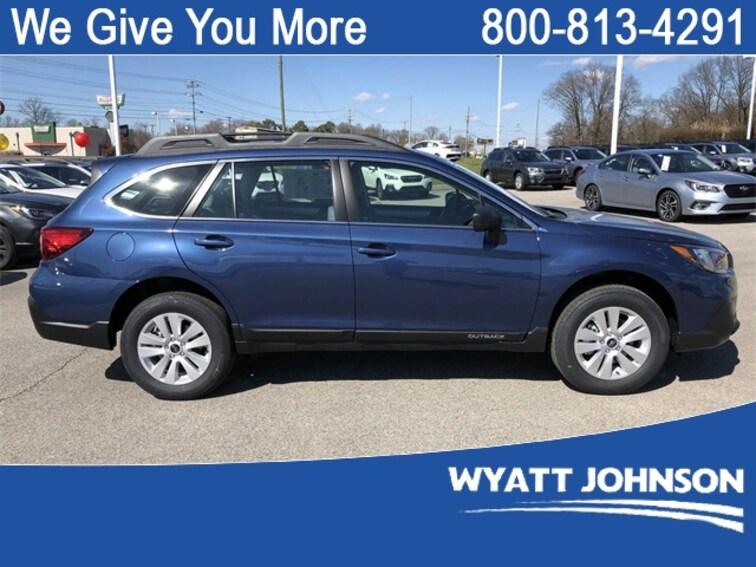 New 2019 Subaru Outback 2.5i SUV 69771 for sale in Clarksville, TN