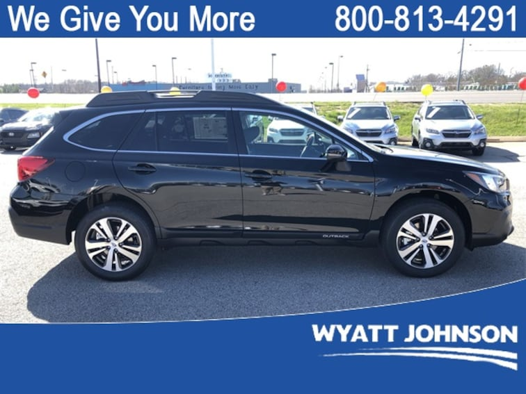 New 2019 Subaru Outback 2.5i Limited SUV 69998 for sale in Clarksville, TN
