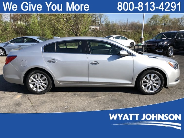 Used 2015 Buick Lacrosse Base Sedan for sale in Clarksville, TN