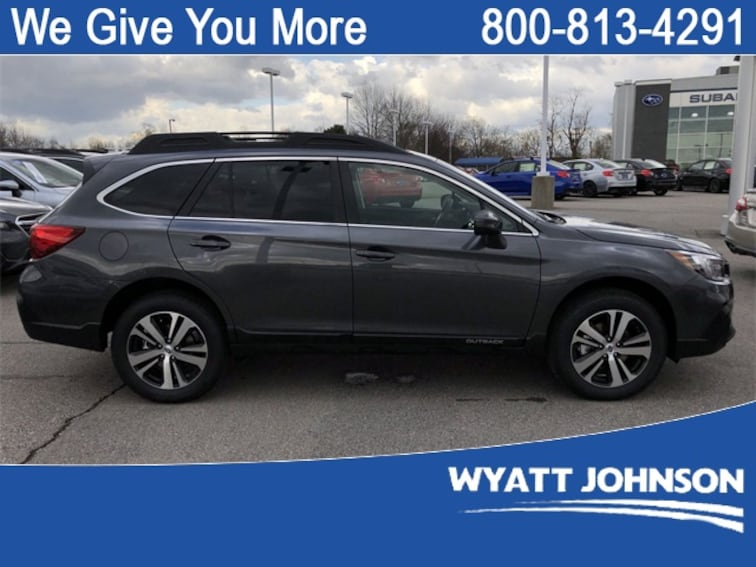 New 2019 Subaru Outback 2.5i Limited SUV 69761 for sale in Clarksville, TN