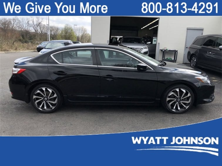 Used 2016 Acura ILX 2.4L Sedan for sale in Clarksville, TN