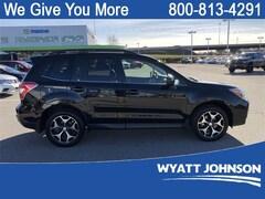 Used 2016 Subaru Forester 2.0XT Premium SUV JF2SJGDC3GH484195 Clarksville