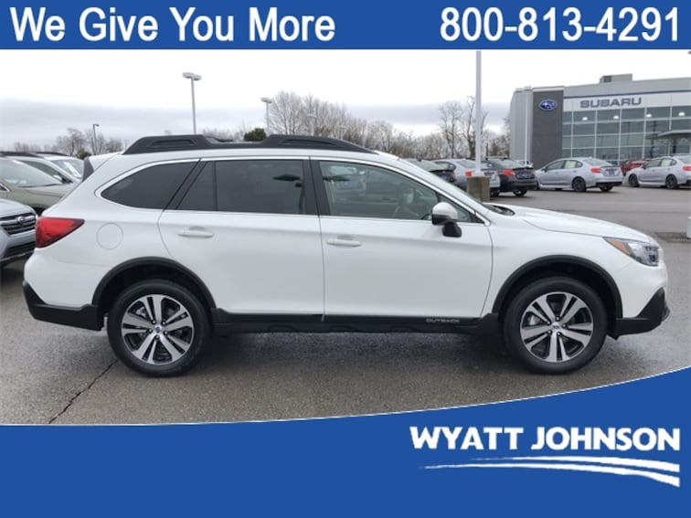 New 2019 Subaru Outback 3.6R Limited SUV 69019 for sale in Clarksville, TN