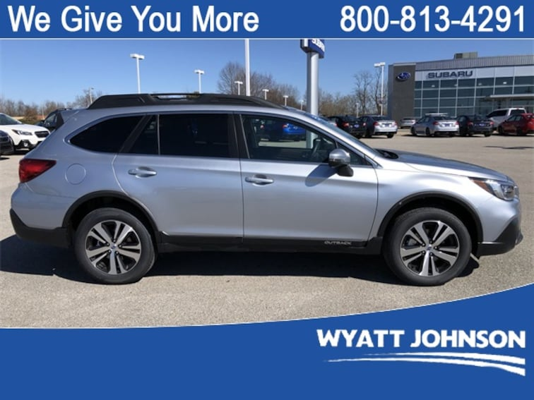 New 2019 Subaru Outback 2.5i Limited SUV 69441 for sale in Clarksville, TN