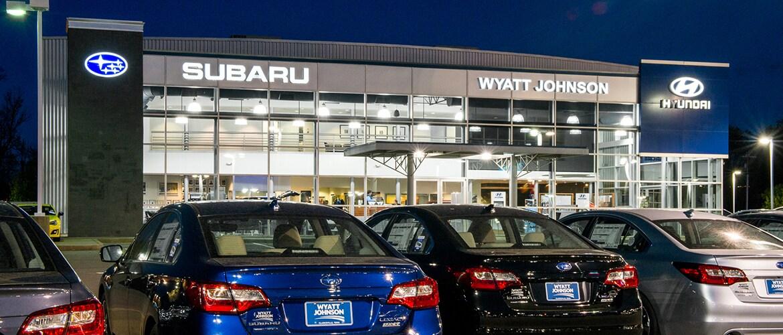 Subaru Dealership Clarksville 888 669 9827 Wyatt Johnson Subaru