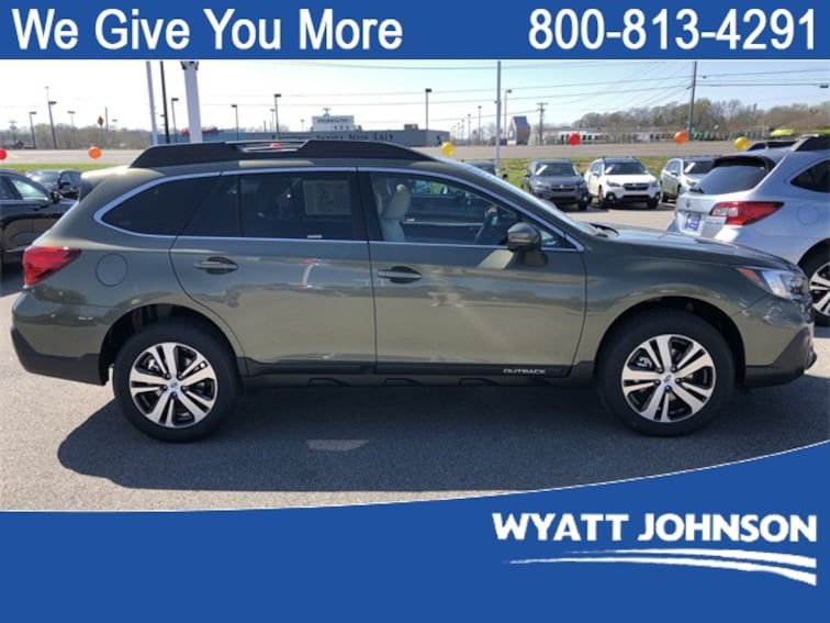 New 2019 Subaru Outback 3.6R Limited SUV 70140 for sale in Clarksville, TN