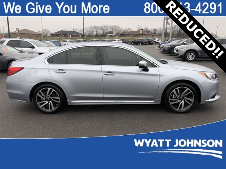 Used 2017 Subaru Legacy 2.5i Sedan for sale in Clarksville, TN