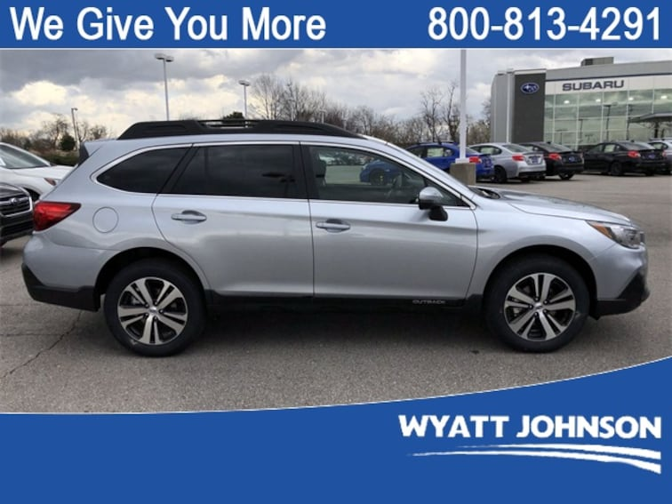 New 2019 Subaru Outback 2.5i Limited SUV 69762 for sale in Clarksville, TN