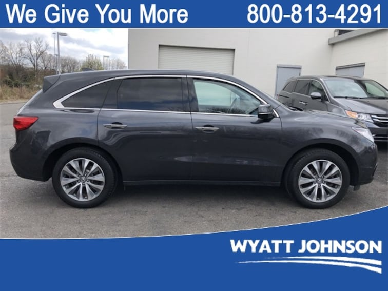 Used 2016 Acura MDX 3.5L SUV for sale in Clarksville, TN