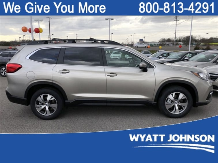 New 2019 Subaru Ascent Premium 8-Passenger SUV 69765 for sale in Clarksville, TN