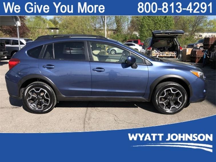 Used 2013 Subaru XV Crosstrek 2.0i Premium SUV for sale in Clarksville, TN