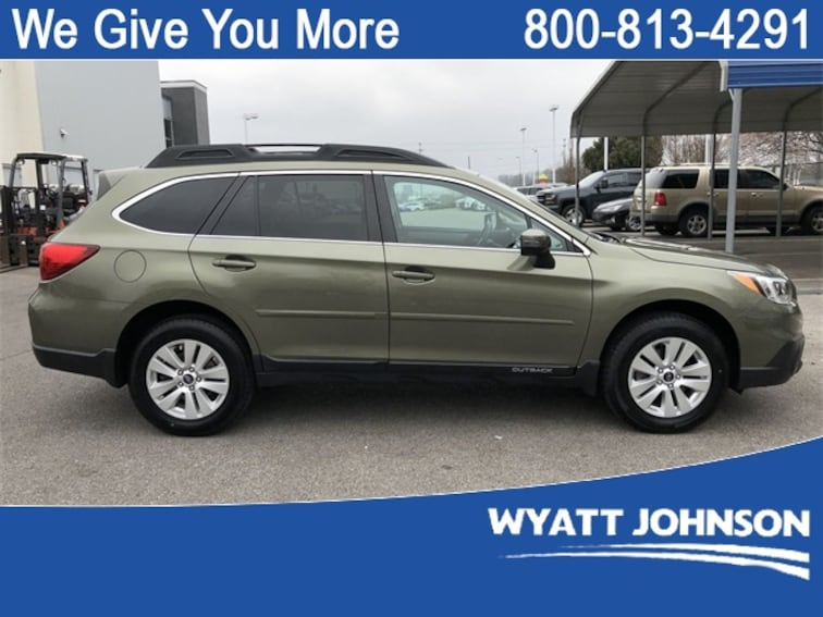 Used 2016 Subaru Outback 2.5i SUV for sale in Clarksville, TN