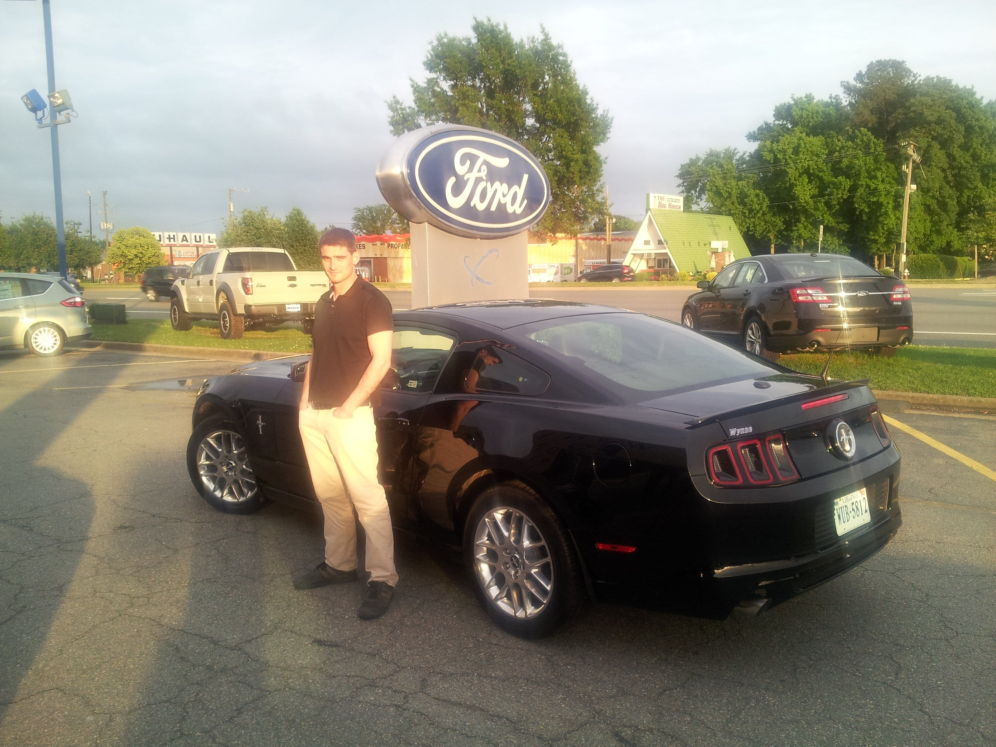 Another Happy Customer at Ford Dealership in Hampton