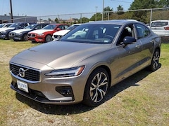 New 2019 Volvo S60 T6 R-Design Sedan in Hampton, VA