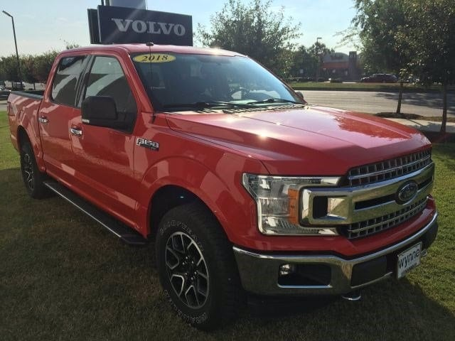 Featured used 2018 Ford F-150 Truck SuperCrew Cab 1FTEW1EG8JFB28839 for sale in Virginia Beach, VA