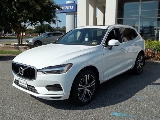 New 2019 Volvo XC60 T5 Momentum SUV For Sale Virginia Beach