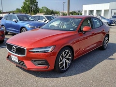New 2019 Volvo S60 T5 Momentum Sedan 7JR102FK9KG009932 For sale in Virginia Beach