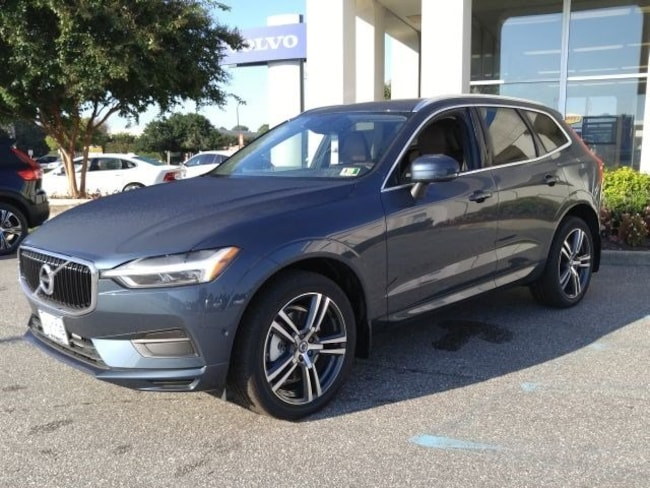 New 2019 Volvo XC60 T6 Momentum SUV For Sale Virginia Beach