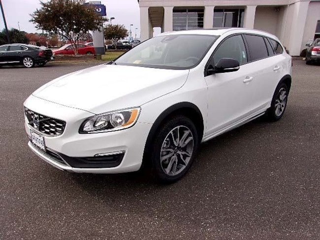 New 2017 Volvo V60 Cross Country T5 AWD Wagon For Sale Virginia Beach
