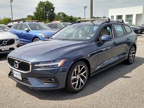 Featured new 2019 Volvo V60 T6 Momentum Wagon for sale in Hampton, VA