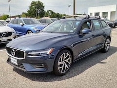 New 2019 Volvo V60 T6 Momentum Wagon in Hampton, VA