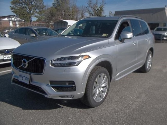 New 2018 Volvo XC90 T5 FWD Momentum (7 Passenger) SUV For Sale Virginia Beach