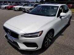 New 2019 Volvo S60 T6 Momentum Sedan 7JRA22TK4KG012509 For sale in Virginia Beach