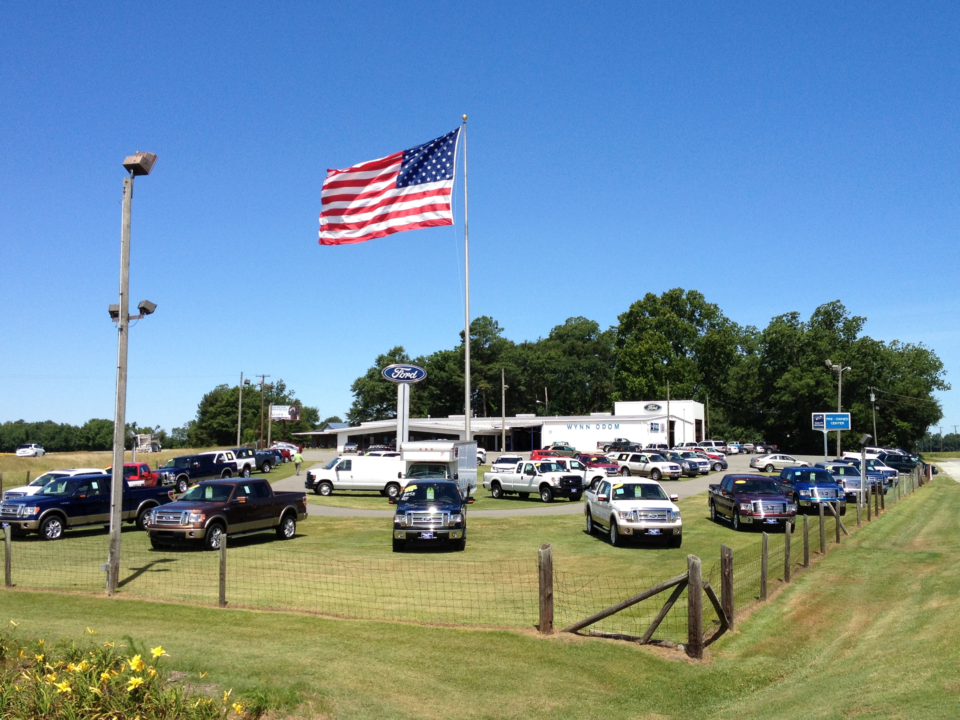 Ford Dealerships In Nc >> About Wynn Odom Ford A Ford Dealership In La Grange