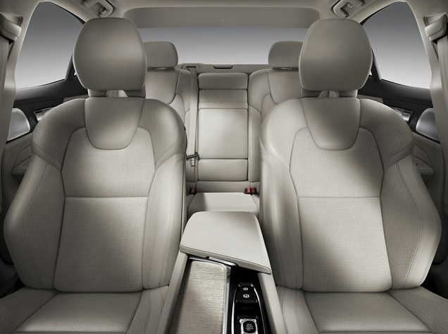 New Volvo S60 Interior