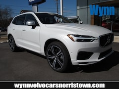 New 2019 Volvo XC60 T6 R-Design SUV 60313 in Norristown, PA