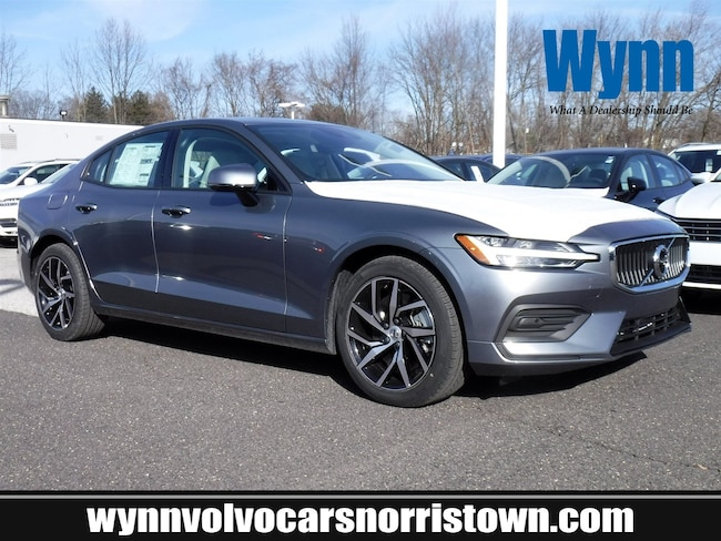 New 2019 Volvo S60 T6 Momentum Sedan in Norristown, PA