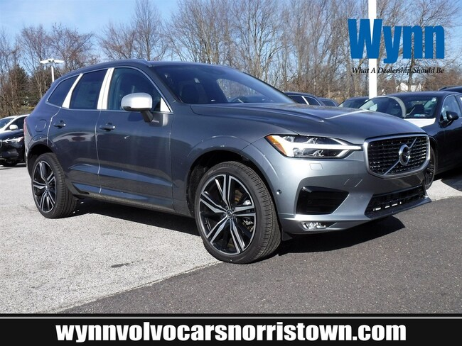 New 2019 Volvo XC60 T5 R-Design SUV in Norristown, PA