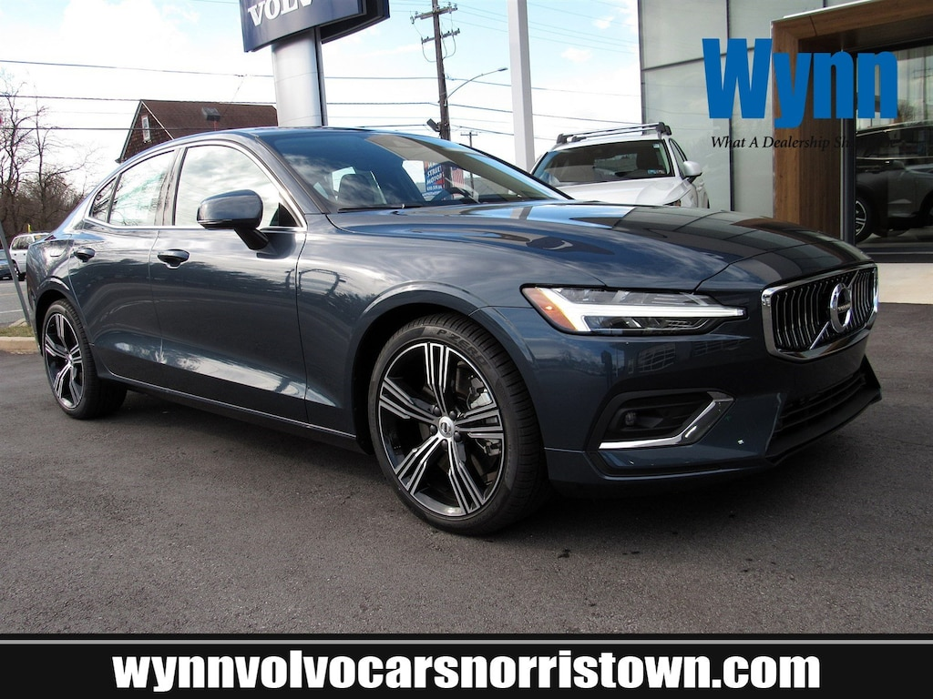 Volvo S60 For Sale >> New 2019 Volvo S60 Sedan For Sale In Norristown Pa Near King Of