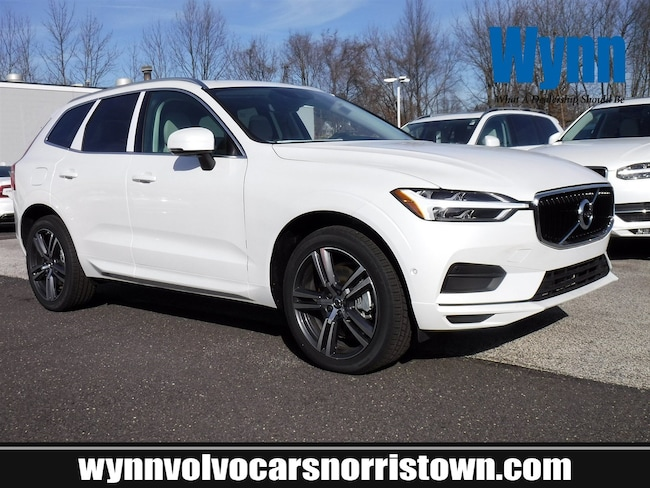 New 2019 Volvo XC60 T6 Momentum SUV in Norristown, PA